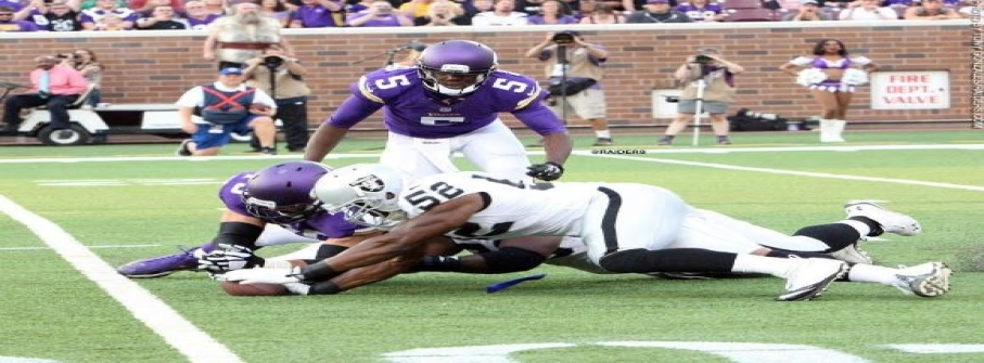 Khalil Mack produces two tackles at first NFL preseason game with Raiders vs. Vikings!!!