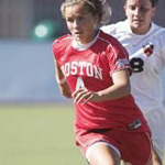 Brittany Heist: Boston University, Women's Soccer, Midfielder of the Year