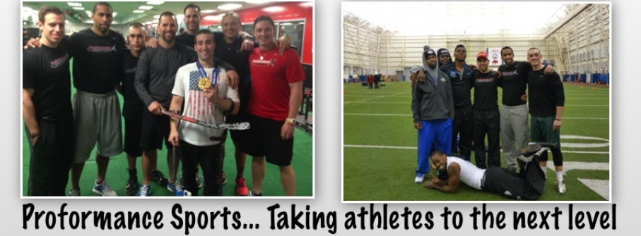 Taking athletes to next level... Reaching goals & living out dreams